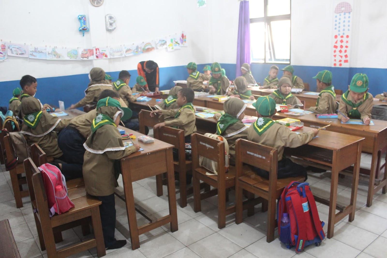 Lomba Mewarnai Melengkapi Gambar Hilo School Sd Muhammadiyah