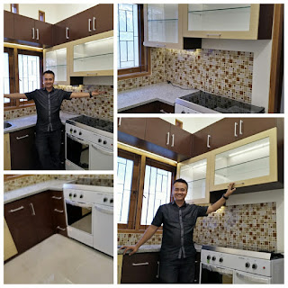 kitchen set termurah