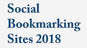 New Social Bookmarking Sites List 2019