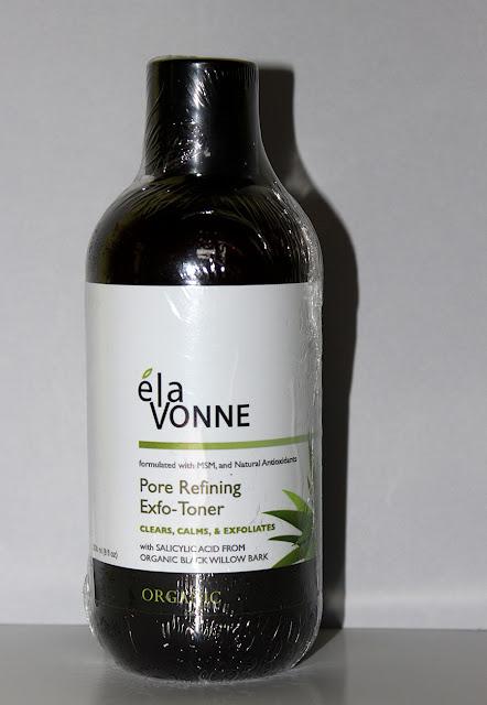 Elavonne: Органический тоник для очистки пор