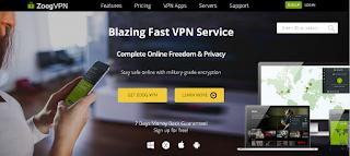Review ZoogVPN dan Cara Menggunakan ZoogVPN Di Android