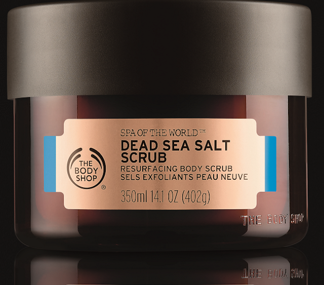 Spa of The World Dead Sea Salt_The Body Shop