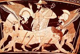 thanatos 7 Dewa Kematian dari Berbagai Kepercayan Kuno di Dunia