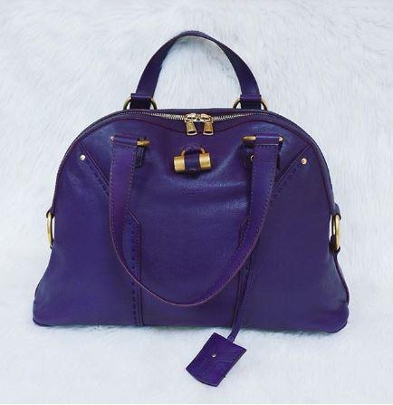 Angel Locsin Sells Her Yves Saint Lauren 'Muse' Handbag To Raise Funds For Lingkod Kapamilya