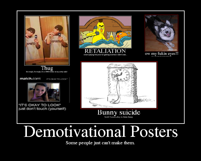 Funny Image Clip: Cool Funny Demotivational Posters ...