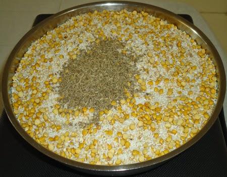 roasted jeera