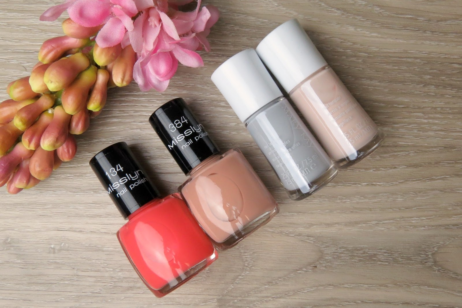 Perfect Springtime Polishes from Mary Kay and Misslyn   Kaitlyn ...