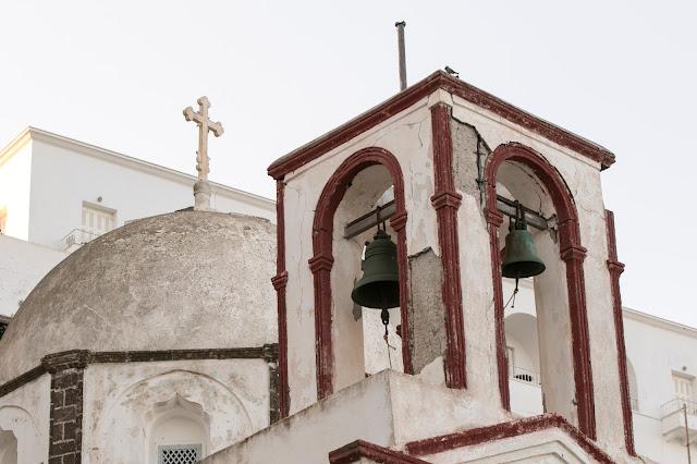 Chiesa a Fira-Santorini