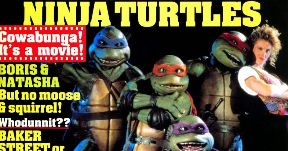 Turtles 1990 Stream German