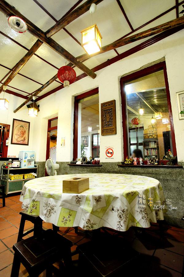 喜徠珍古井餐廳|客家菜
