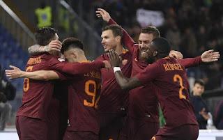 Roma Fiorentina 4-0  Ampia Sintesi Serie A video