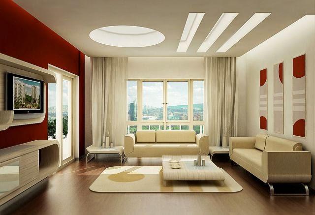 Selain Harus Layak Menerima Tamu Desain Interior Ruang Ini Diatur Agar Nyaman Dan Tidak Berkesan Penuh