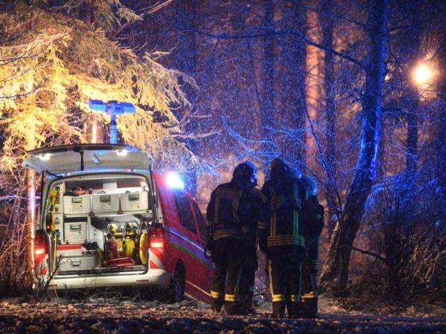 На юге Германии в районе города Равенсбург разбился самолет: погибли все!