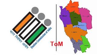 Mizoram Electorol Roll 2019 Tlangzarh
