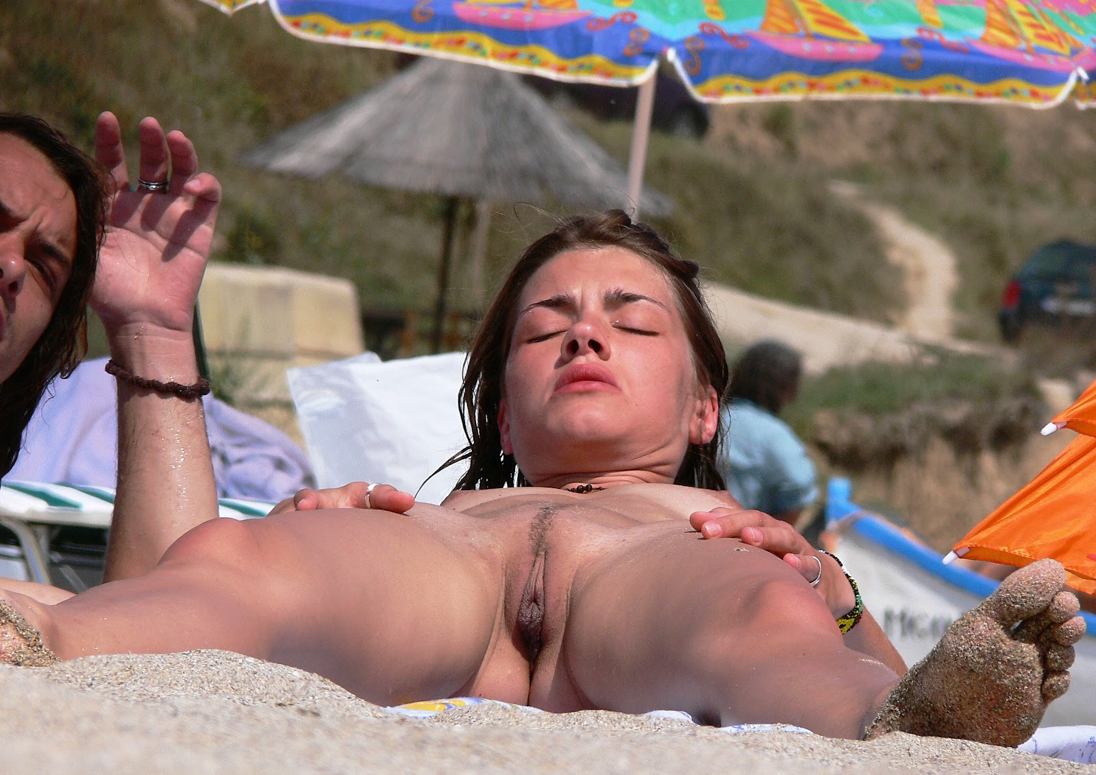 Spanked at the beach gay xxx skater spank