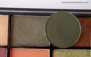 Makeup Geek Dirty Martini zamiennik