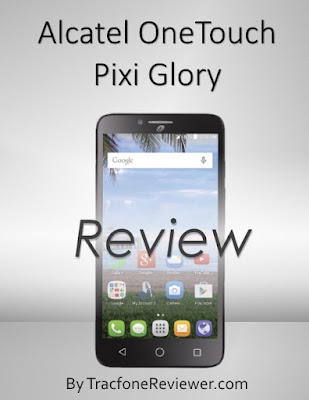 Pixi Glory tracfone review