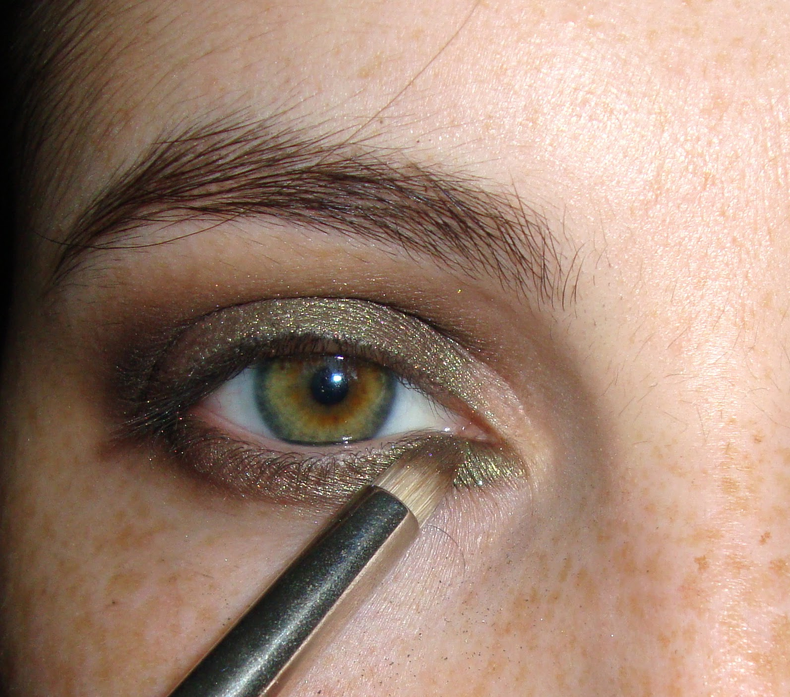 PittPantherMUA: Tutorial: Simple Duochrome Smokey Eye