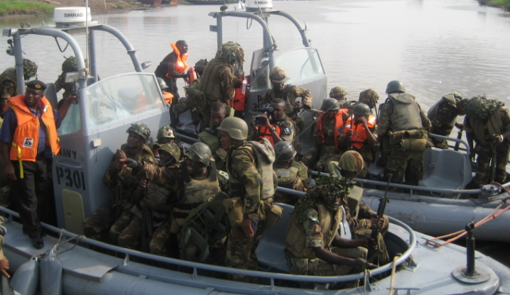 nigerian soldier drowns boat accident bayelsa