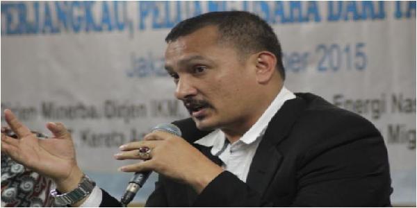 CADAS! Eks Relawan Jokowi: Ahok Ditempatkan di Atas Negara