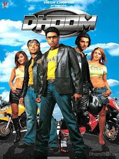 Những tay đua siêu hạng: Cuộc săn đuổi bắt đầu - Dhoom (2004) | Full HD Thuyết Minh