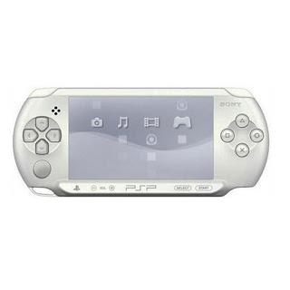 Console PSP 1004 Branco