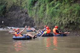 River Tubing X-Jurang Jadi Wisata Seru di Kudus