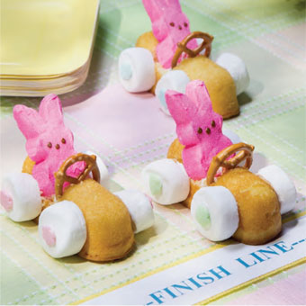 easter treat egg bunny - photo #38