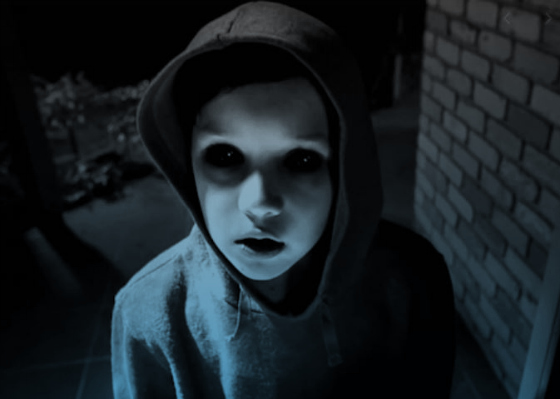 Black Eyed Kids: 'Can I go home with you?'