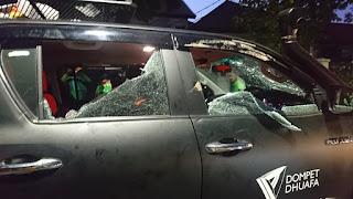 Tim Medis Dompet Dhuafa Diserang Aparat Keamanan