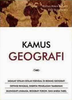 Kamus Geografi