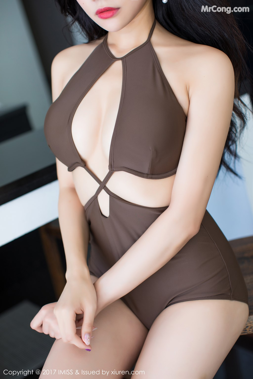 Image IMISS-Vol.202-Xiao-Hu-Li-Sica-MrCong.com-006 in post IMISS Vol.202: Người mẫu Xiao Hu Li (小狐狸Sica) (67 ảnh)