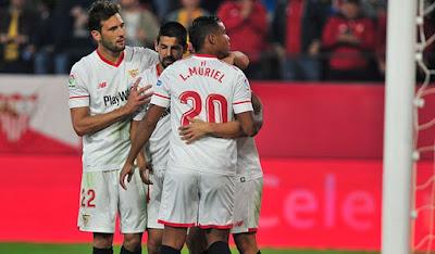 Crónica Sevilla FC 2 - Celta 1
