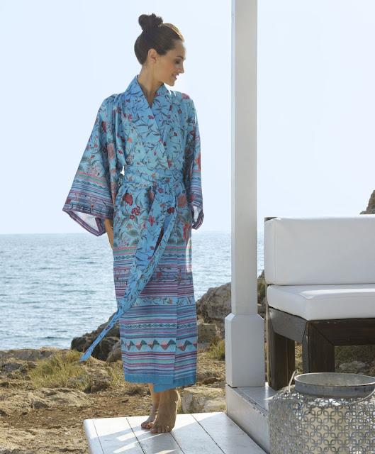 Boticelli Bassetti Granfoulard. Kimono