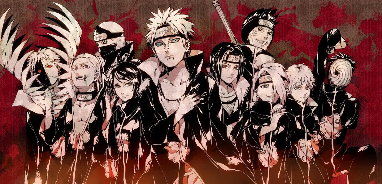 Naruto Good Akatsuki Fanfiction