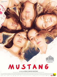 mustang le film