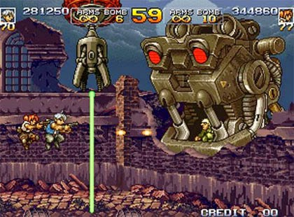 metal slug game download for pc