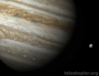 Jüpiter'in iki yeni uydusu keşfedildi