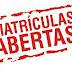 Atenção para as matriculas do supletivo em Porto Amazonas