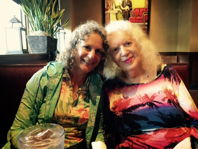 mom lorraine greyson and dana greyson delray beach fl