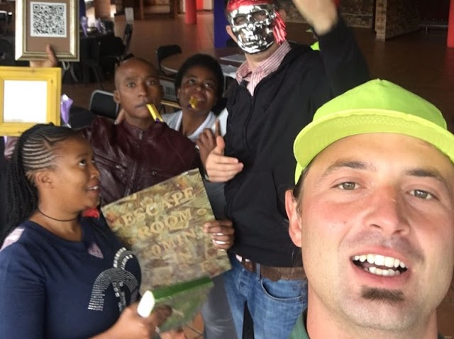 Escape Room Pretoria
