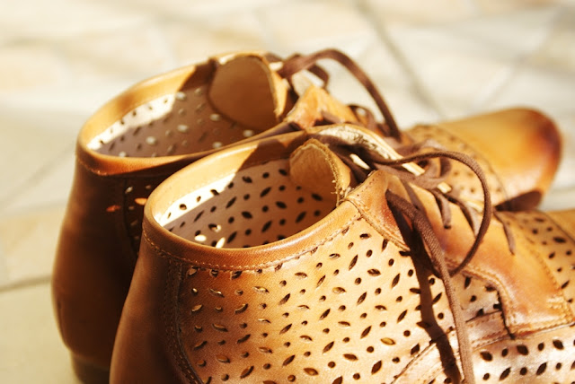 Nowe buty + kuruję się z AVON!
