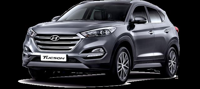 Hyundai Tuscon 4WD