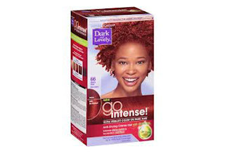 DARK AND LOVELY GO INTENSE! HAIR COLOR