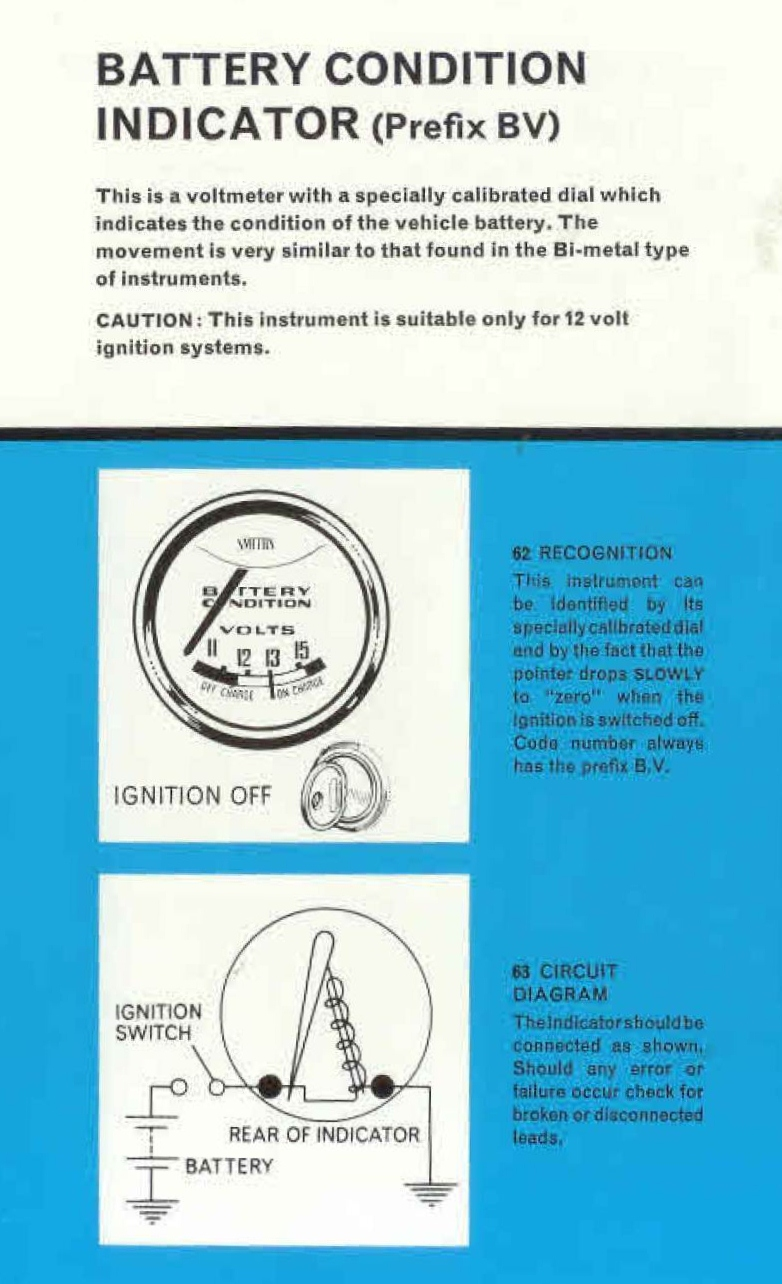 hight resolution of from smiths the care of instruments published 1966