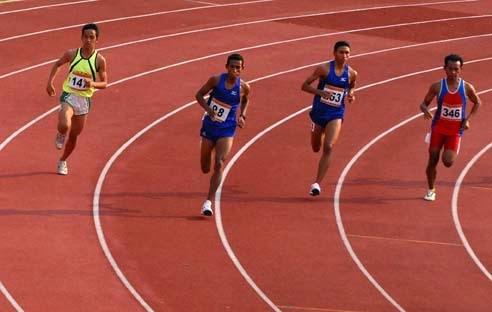 Atletik Pengertian Teknik Dasar Nomor Lari Lompat Lempar Beserta Gambarnya Fadhillahxnd