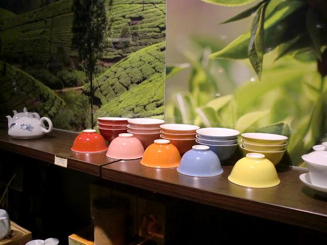Te-treffet og min nye forelskelse