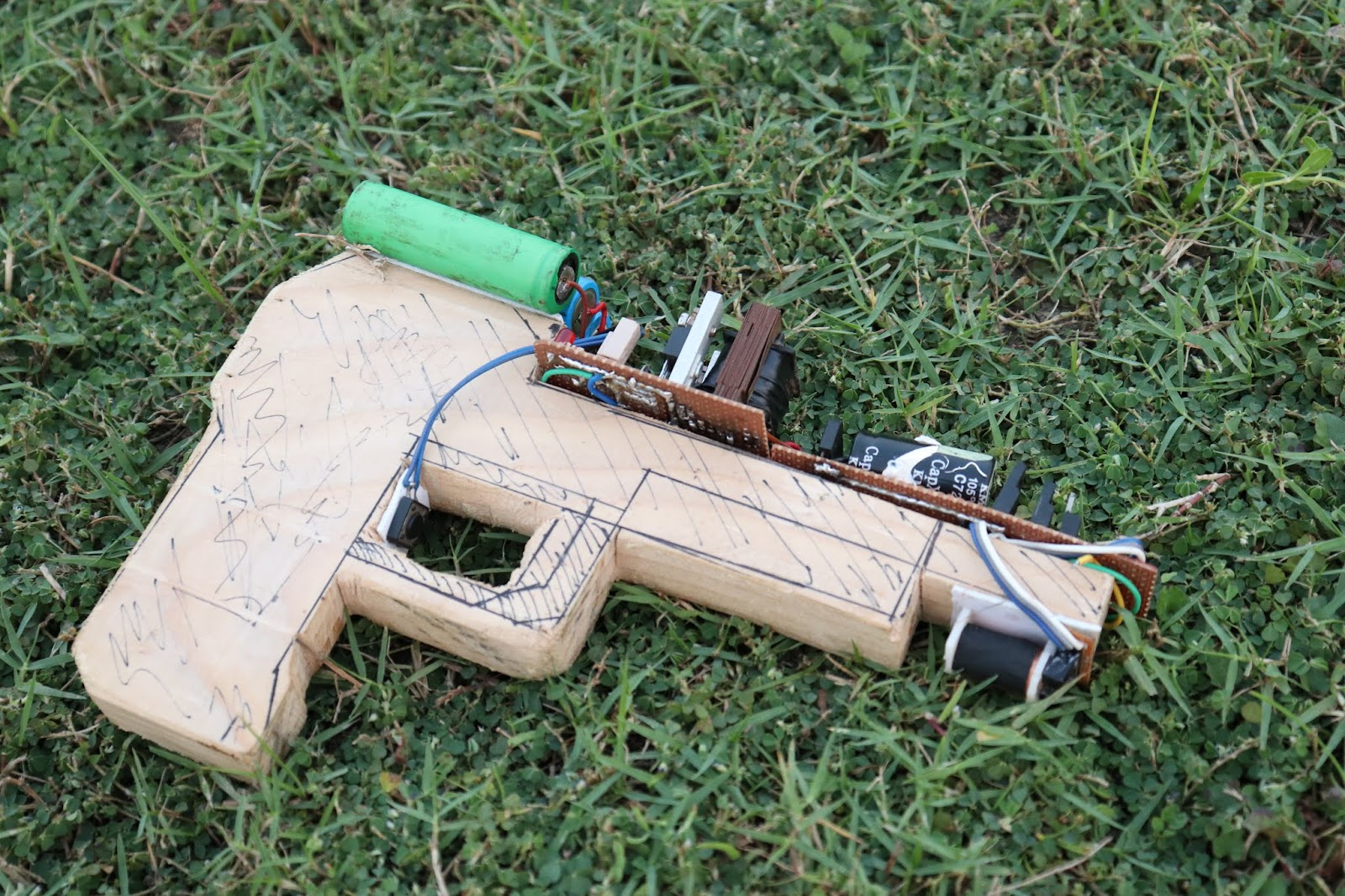 How to make a powerful coil gun - Et Discover
