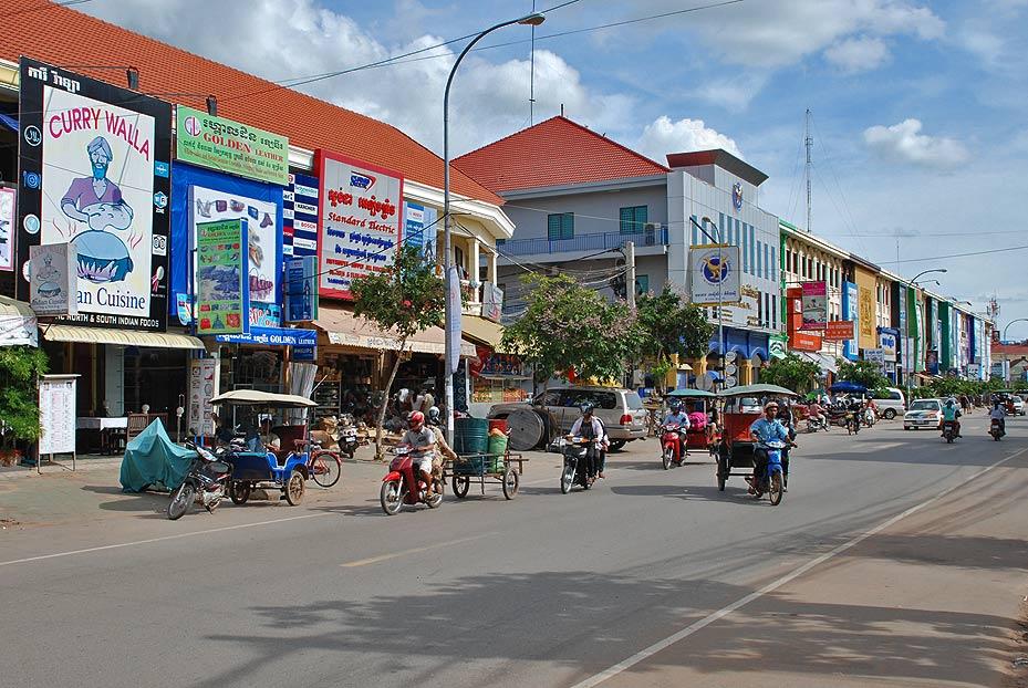 Hoja de Rutas - Blog de viajes: Siem Reap