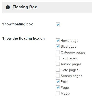 Tüm sayfa türlerinde sohbet kutusunun etkin olması için tüm alanlara da onay işareti ekleyin.